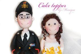 Cake Topper by Monique
