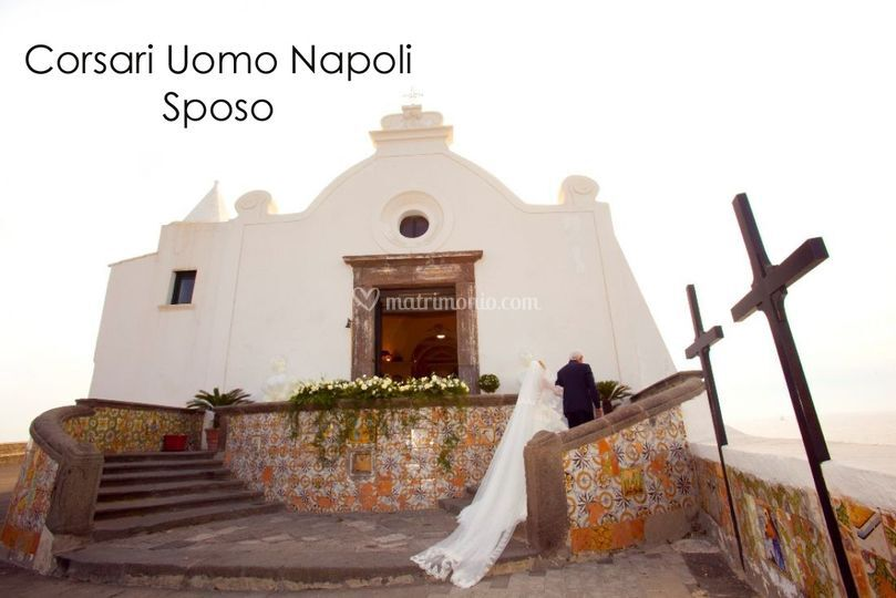 La chiesa Del Soccorso Ischia