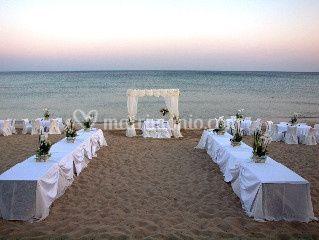 Matrimonio Spiaggia Salento : Costa del salento village