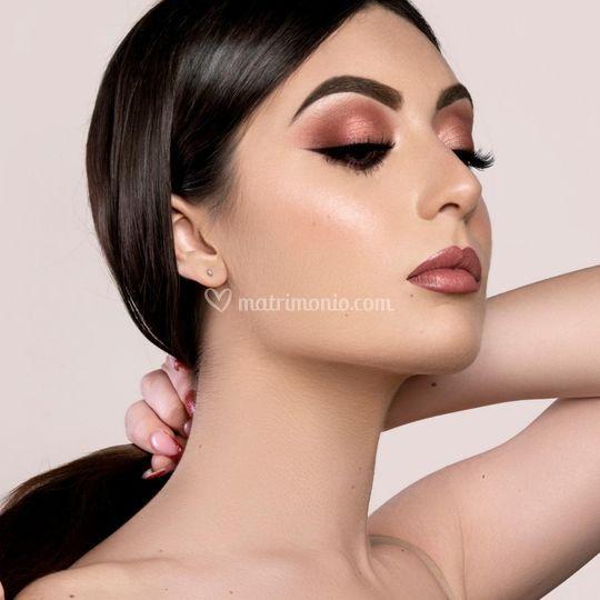 Glam make_up