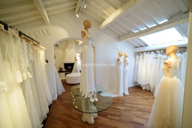 Showroom Sposa D'Este