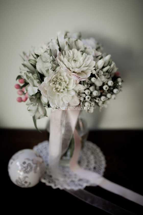 Bouquet Sposa Di Carta.Bouquet Sposa Matrimonio C E M Di Carta E Rosmarino Foto 29