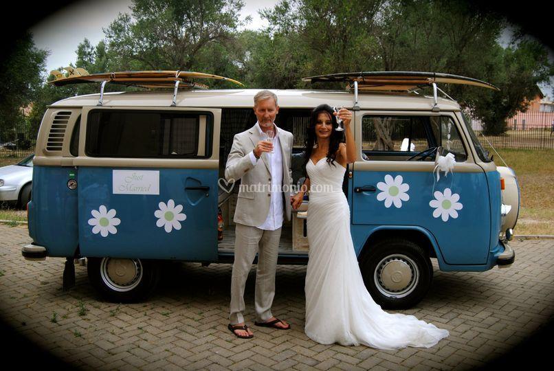 Matrimonio con Surf