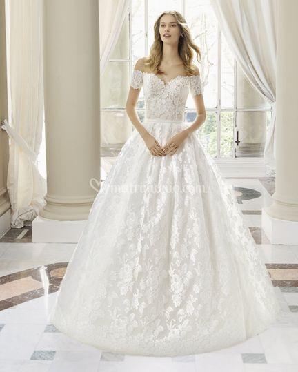 3459ea7c4243 La Sposa di Maria Pia Rosa Clarà Coture
