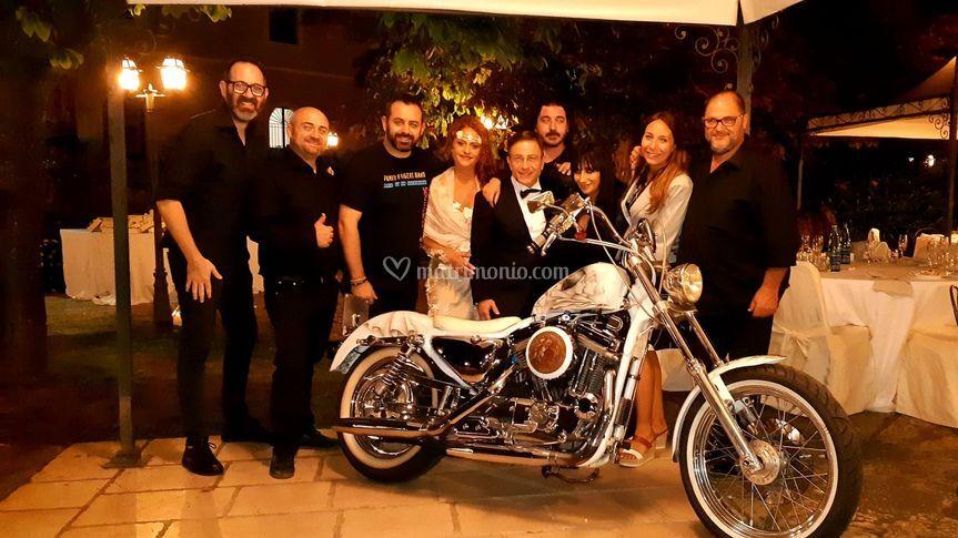 Matrimonio Easy Rider!!!