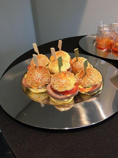 Esempio di catering