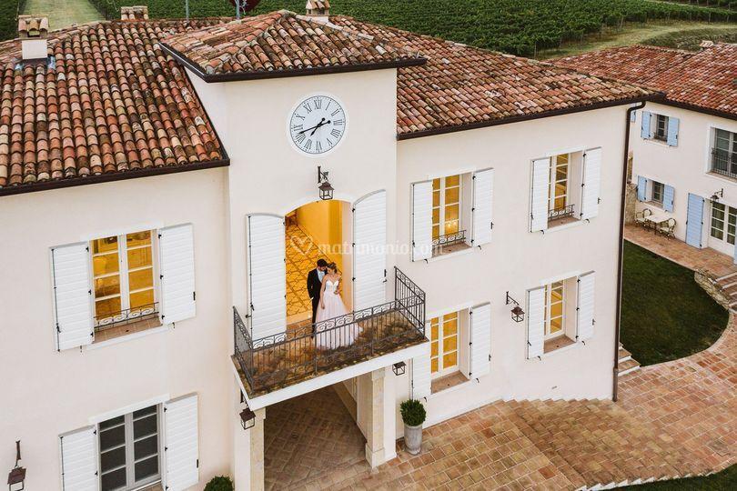 Borgo Condé for wedding