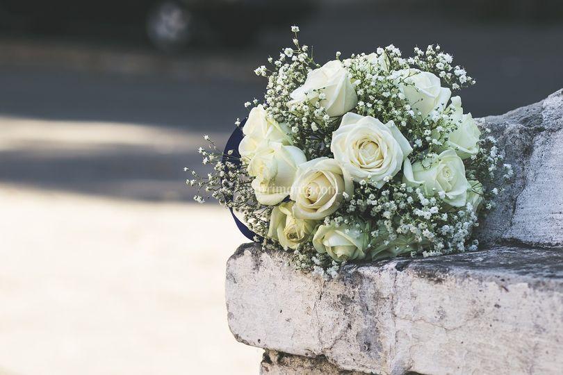 Bouquet di fiori, Giardino