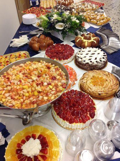 Tavolo del Dessert