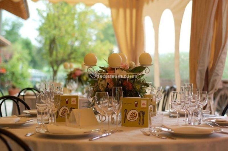 Servizi Via Caprera Banqueting