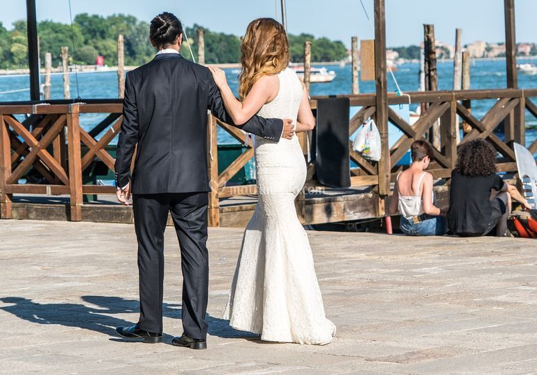 Sposi, Venezia