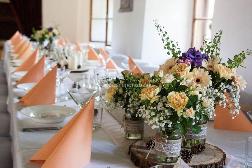 Tavolo, Banqueting