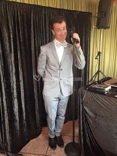Cantante dee jay