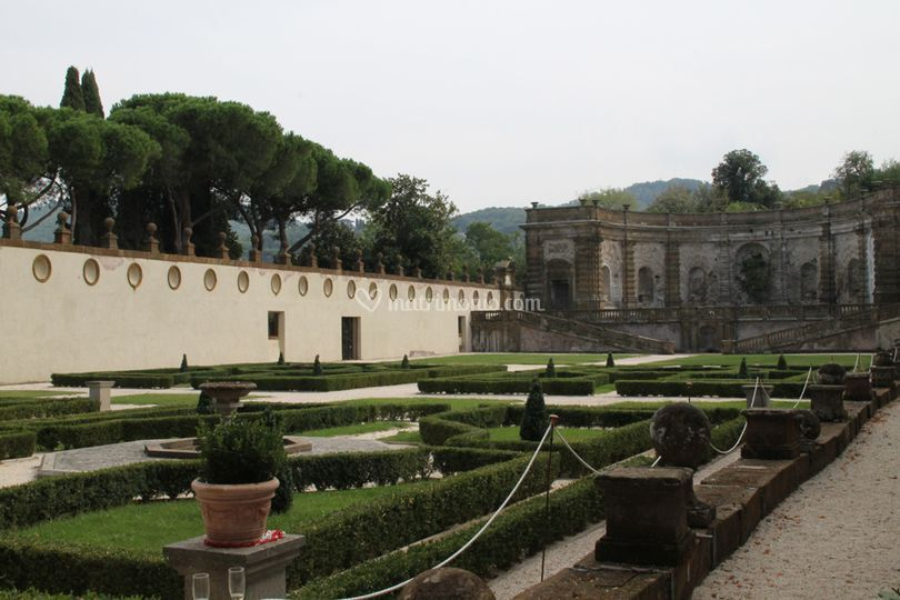 Location Frascati