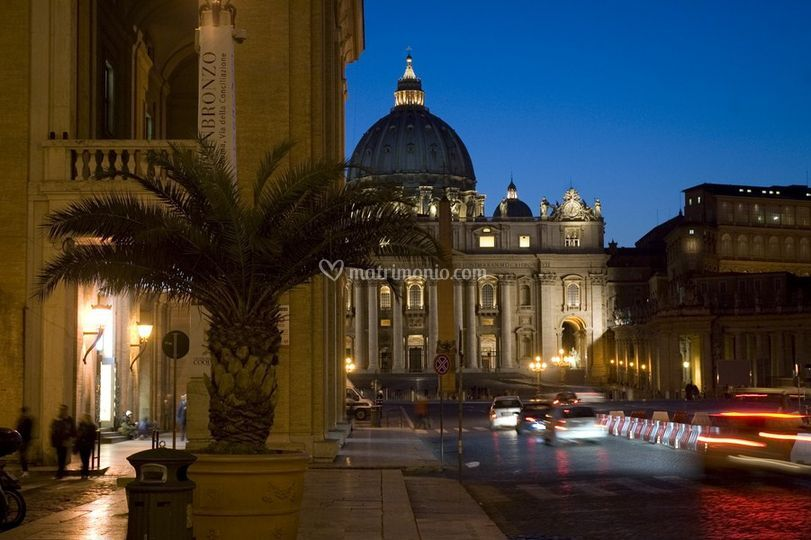 Location Vaticano
