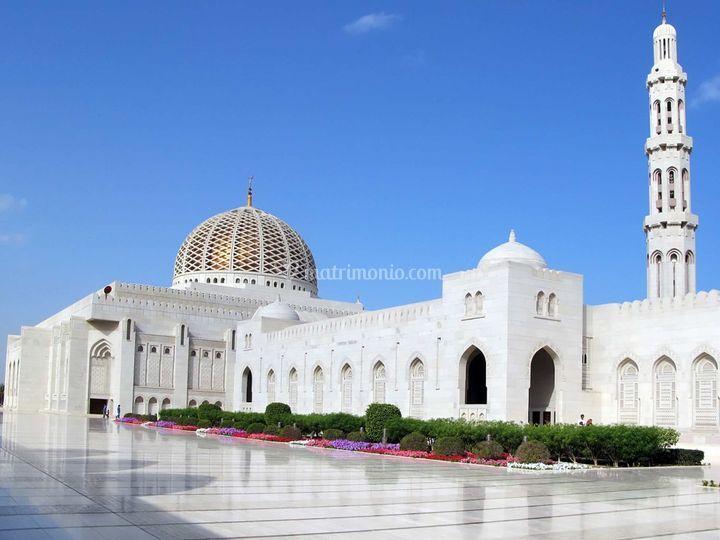 Grande Moschea Sultan Qaboos