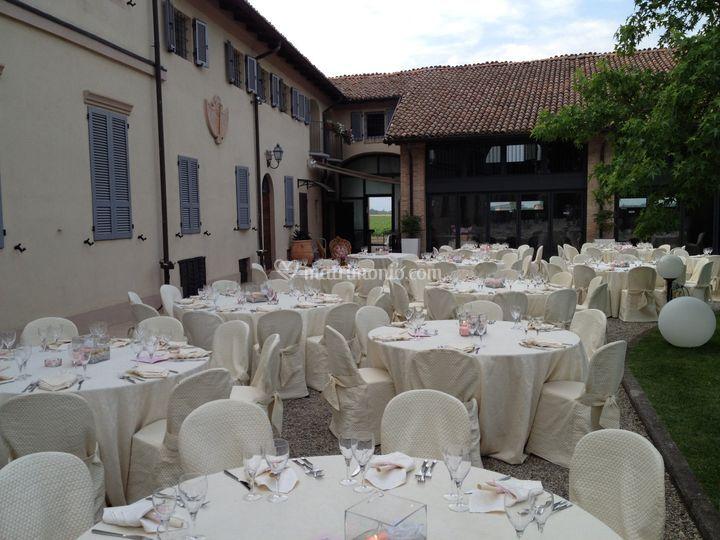 Villa Garibaldi Catering