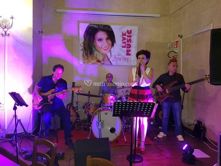 Francesca Donadeo Band