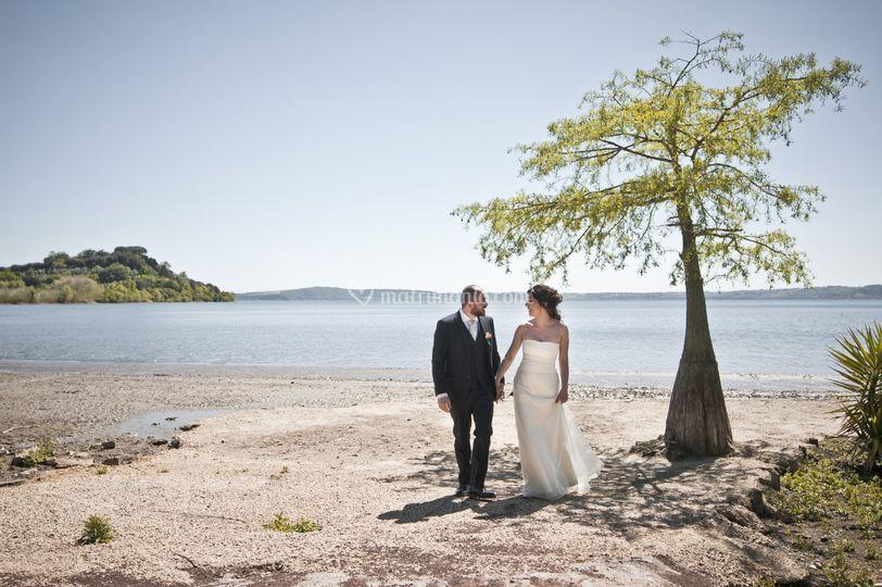 Wedding al lago