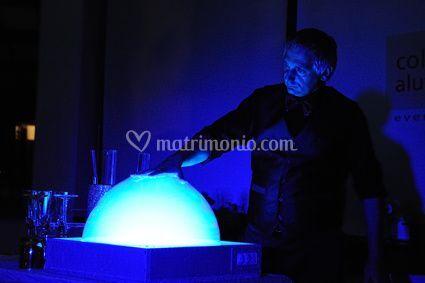 Stefano Tocchio Bubble Illusion