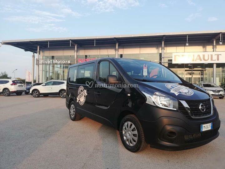 Minivan 9 posti