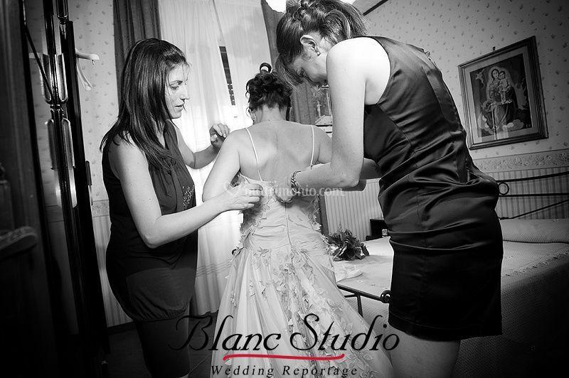 Preparazione © Blanc Studio