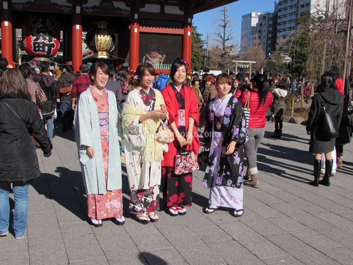 Giappone elisa e daniele