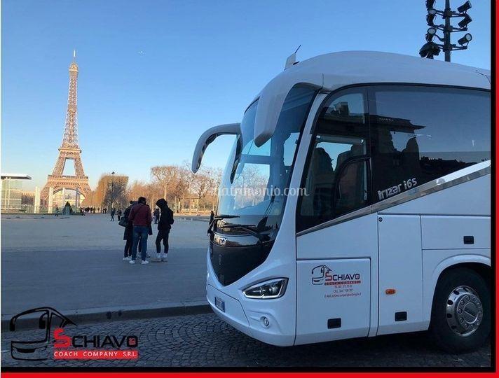 Schiavo Coach Company Parigi