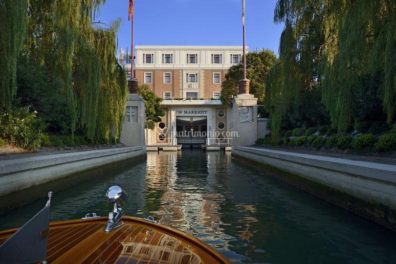 Isola delle Rose - JW Marriott Venice