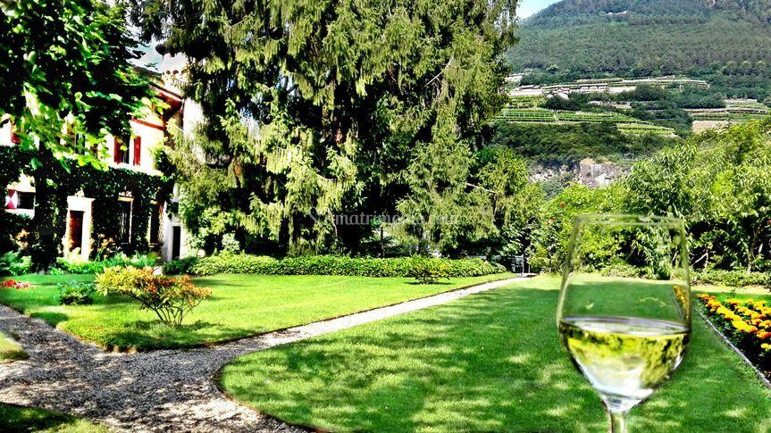 Giardino di Palazzo a Prato