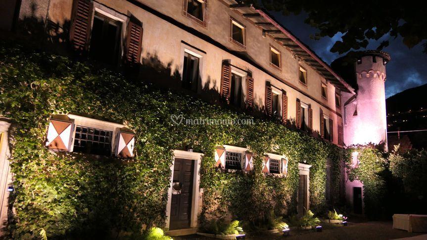 Notturno Palazzo a Prato