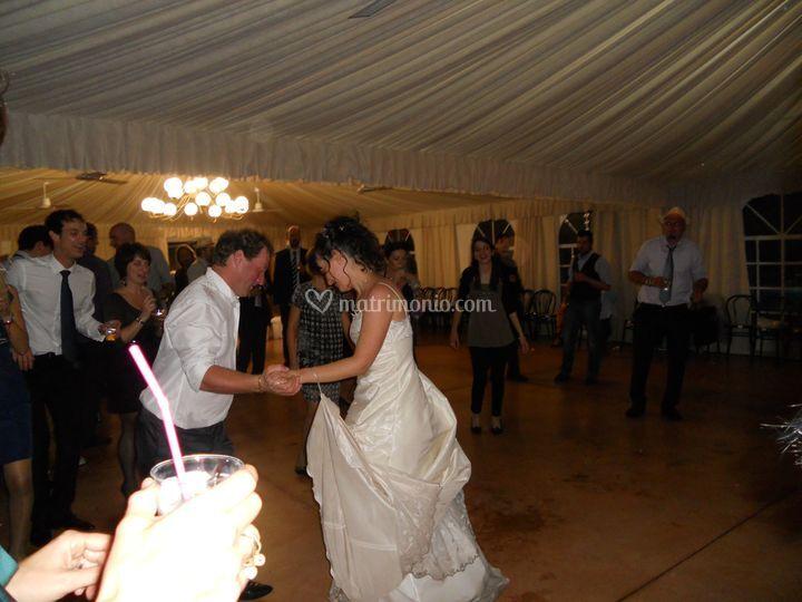 Al ballo...