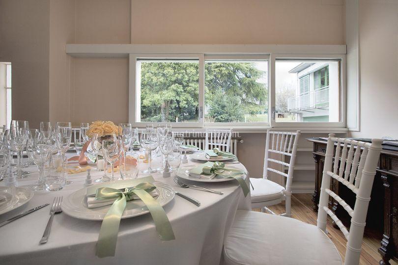Europarty wedding area interna
