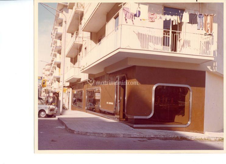 Vetrine foto Anni '70