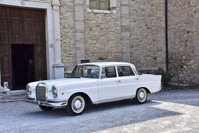 Mercedes 230 S 1966