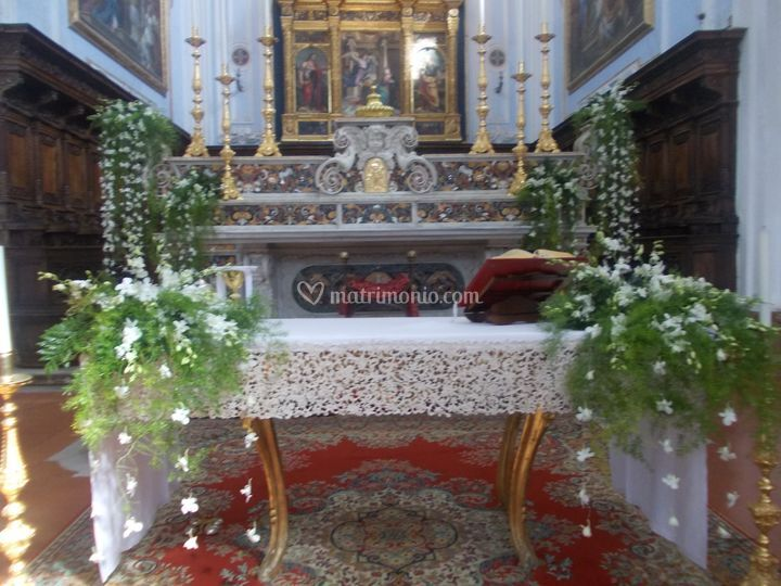 Altare com calate