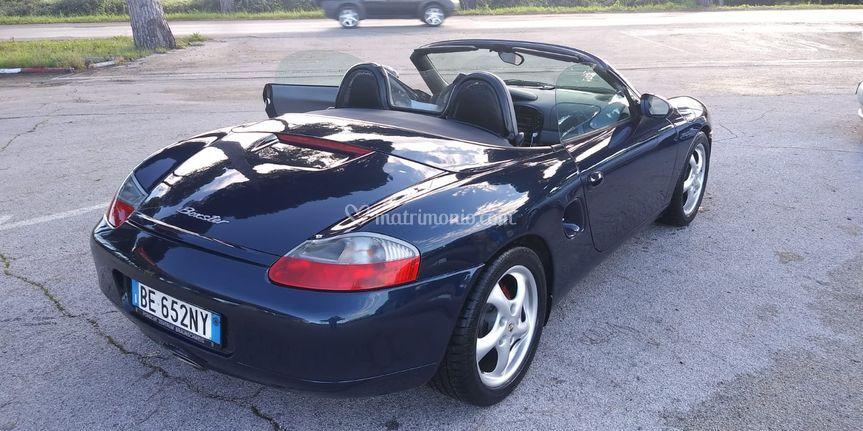 Porsche elegant cabrio