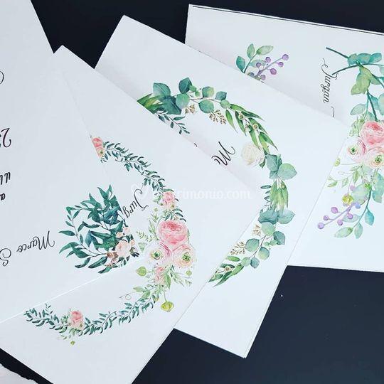 Partecipazioni fiori