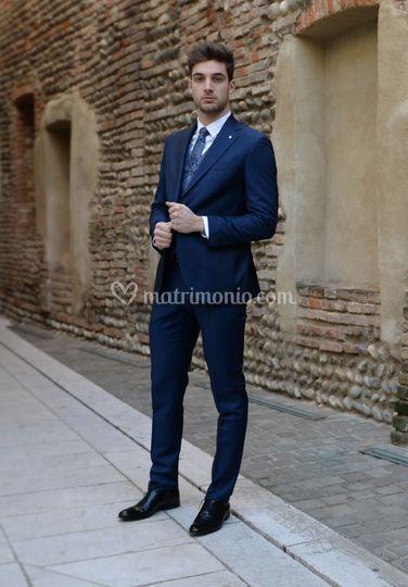 Vestire cerimonia uomo