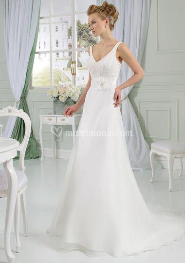 Vestire sposa donna