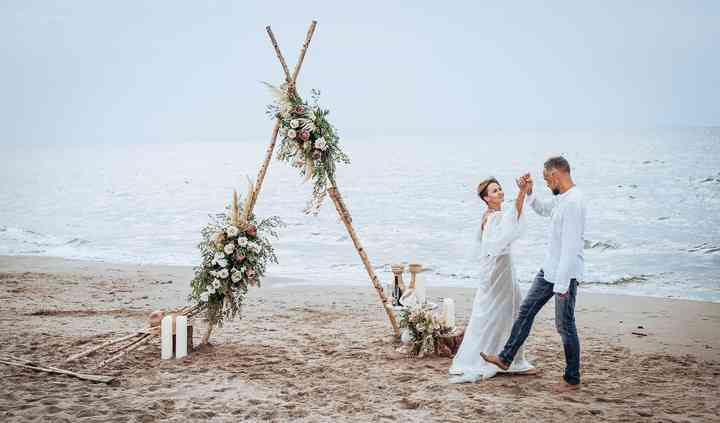 Destination wedding Russia