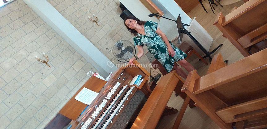 Carmen Canto e Organo