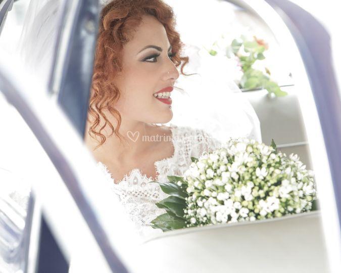 Reportage sposa