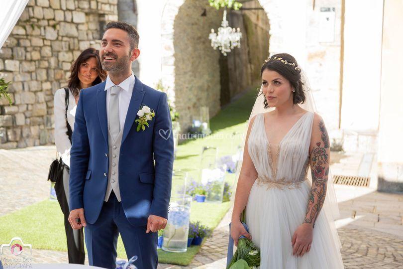 Gianluca e Sitara