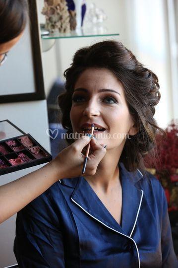 Make-Up per Giulia