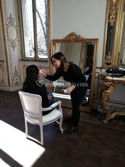 Make-Up per Federica - MPV 4