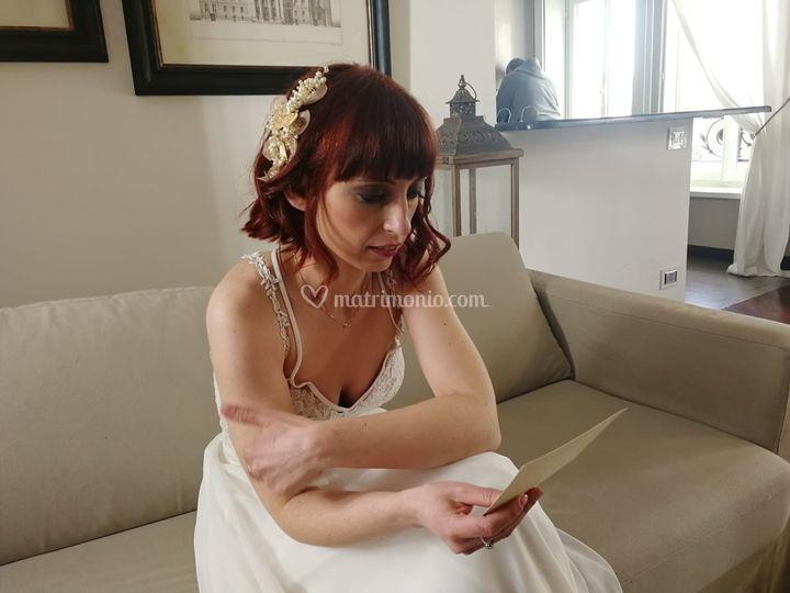 Make-Up & Hair per Cecilia