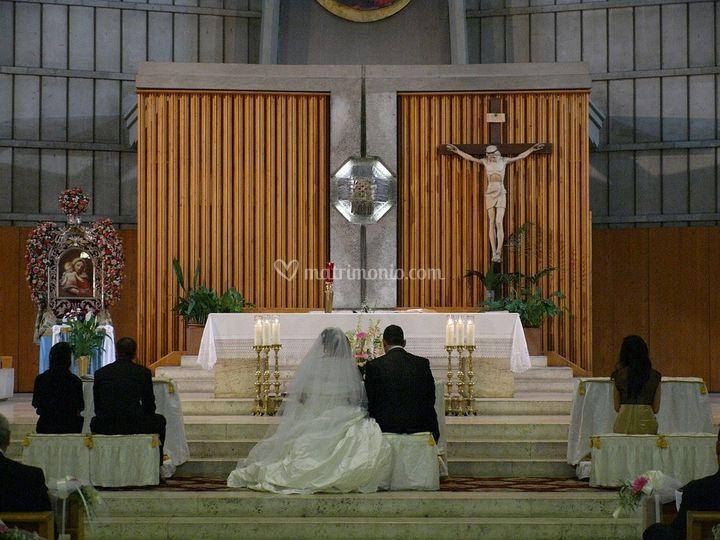 Organista matrimonio