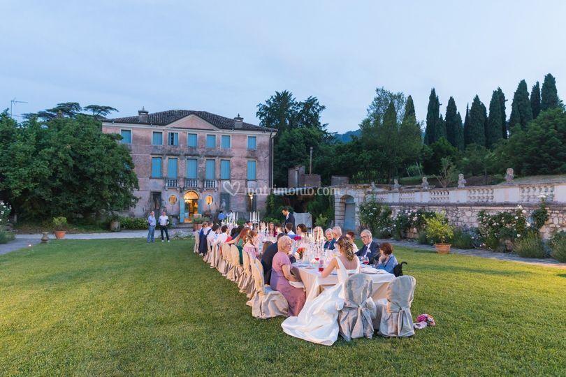 Villa Rosa-Tramonte