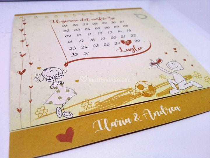 Invito Calendario